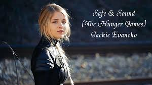 jackie evancho safe u0026 sound the hunger games youtube