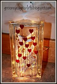How To Decorate Glass Blocks 190 Best Decorated Glass Blocks Images On Pinterest Glass Block