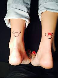 couple tattoo mickey mouse 15 mickey mouse tattoos that will make everyone a disney fan