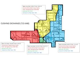 Map To Home Fiber Connectivity U2013 Lakeland Communications