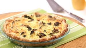 Quiche Blind Bake Or Not Broccoli Cheddar Quiche