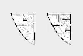 skyscraper floor plans archventil skyscraper in likhoborka area two level apartment floor