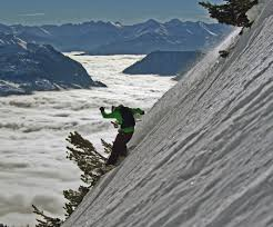 Rock Slides Will Remain Common Because Of The Significant Snowpack Conditions For A Slab Avalanche Snow Safety Information