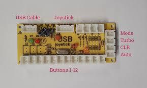 modmypi arcade usb encoder wiring guide
