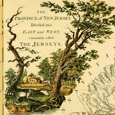 New Jersey New York Map by New Jersey 1778 The Jerseys New York Ratzer Map Battlemaps Us