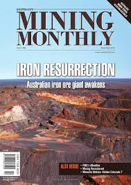 australias mining monthly magazine november 2013 by aspermont