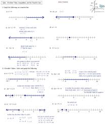inequality math worksheets photocito
