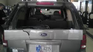 2002 ford explorer struts 2002 ford explorer rear lift gate window exploded 80 complaints