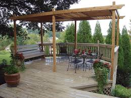 Attached Pergola Plans by 13 Free Pergola Plans You Can Diy Today