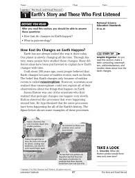 chapter 6 the rock and fossil record