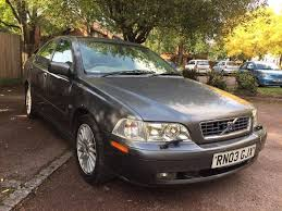 volvo s40 1 9 diesel manual full cream leather full service