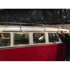 Vw Awning Aluminium Westfalia 2pc Awning Rails For Vw T2 Splits Nla Vw Parts