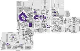 tcu parking map tcu cus map