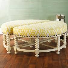 round dressing room ottoman 22 best ottomans images on pinterest furniture arredamento and chairs