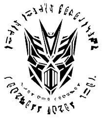 decepticon tattoo by jonathandraco on deviantart