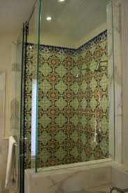 bathroom 48 hand painted bathroom tile design ideas interiors