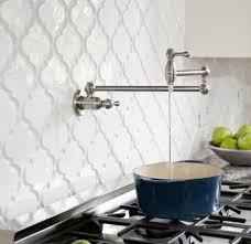 white kitchen backsplash tile best 25 white kitchen backsplash ideas on grey