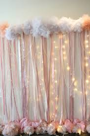 wedding backdrop fairy lights real weddings lecia roy pan pacific hotel ballroom we