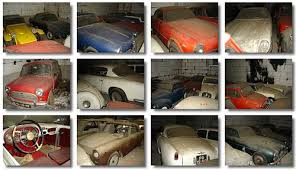 Barn Full Of Classic Cars Urban Legend Reality Or Both Amazing Collection Of Hidden