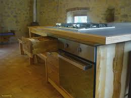 meuble de cuisine bois massif meuble cuisine bois massif impressionnant cuisine fabriquer ses