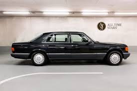 all time stars mercedes benz w 126 560 sel
