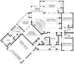 One Story Two Bedroom House Plans 2 Story Architect Home 4 Bedroom Open Floor Plan Front Porch 3 Car