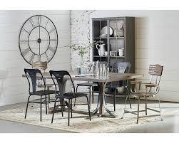 dining trestle table iron trestle table magnolia home