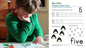 where to find free printable worksheets for counting and numbers sp