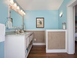 Wainscoting Bathroom Vanity Diy Bc Master Bathroom Wide View Of Vanity H Rend Hgtvcom Amys