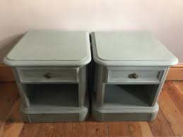 Annie Sloan Duck Egg Blue by Shabby Chic Bedside Cabinets Tables Annie Sloan Duck Egg Blue