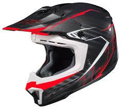 youth motocross helmets hjc cl x7 blaze helmet revzilla