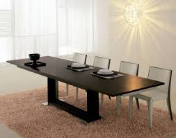 modular dining table dining room stunning classic style modern dining room design