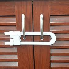 Cabinet Door Locks Latches by Kitchen Cabinet Locks Tehranway Decoration