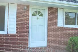 Front Door House The Red Door Significance Humorous Homemaking