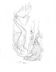 mermaids archives drawing art u0026 skethes