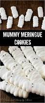 mummy meringue cookies sweet u0026 savory by shinee