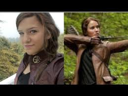 Katniss Everdeen Halloween Costume Tweens Katniss Everdeen Halloween Costume Hunger Games