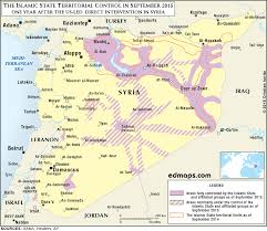 Damascus Syria Map More Maps Of The Syrian Civil War 2
