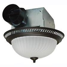 Exhaust Fan With Light For Bathroom by Bathroom Fan Light Ebay