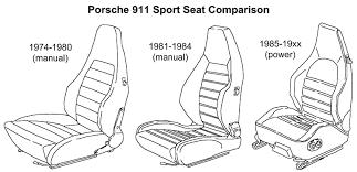 porsche 911 seats for sale wtb recaro seats for 74 pelican parts technical bbs
