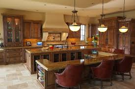 large kitchen island table 30 custom luxury kitchen designs that cost more than 100 000