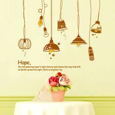 crazy lamps buy decals design u0027crazy lamps u0027 wall sticker pvc vinyl 50 cm x