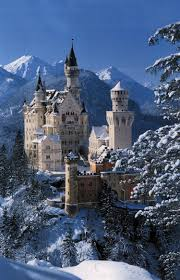 Most Beautiful Homes In The World by Neuschwanstein Castle Bavaria Germany Alps Most Beautiful