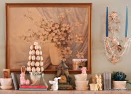 great decorating ideas for fireplace mantel at easter u2013 fresh