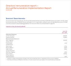 annual report template 18 download documents in pdf