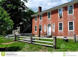 hancock nh 1809 historical society home royalty free stock photo