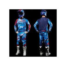 camo motocross gear fox 180 camo le motocross jersey blue 2015 mxweiss motocross shop