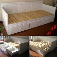 Pullout Bed Hall Fine Furniture Wood Frame Pull Out Sofa Bed Recliner To Sit
