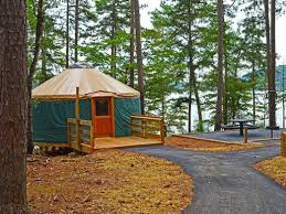 Vacation Cabin Rentals In Atlanta Ga 5 Georgia State Parks That Offer Yurt Camping
