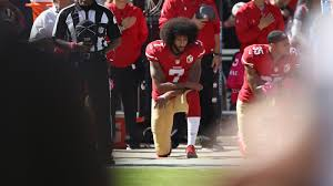 kaepernick files grievance saying nfl owners conspired to shut
